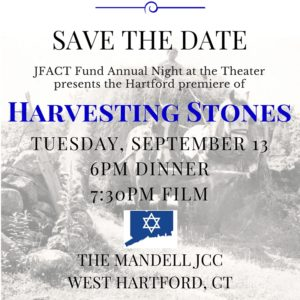 JFACT Fund Annual Night at the Theater @ Mandell JCC | West Hartford | Connecticut | United States