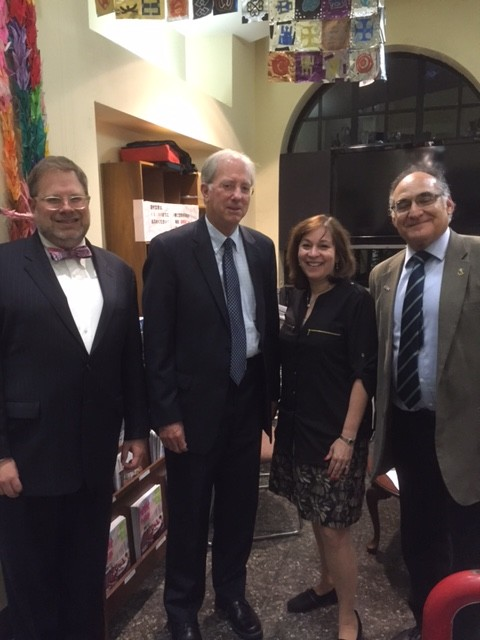 An Evening with Ambassador Dennis Ross